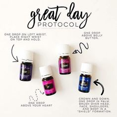 Gary Young Great Day protocol