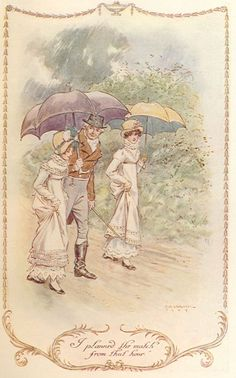 Musing on Jane Austen- Thoughts from an Evil Overlord