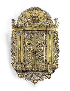 Gold Boxes & Objects of Vertu – Page 2 – Alain. Jewish Proverbs, Jewish Art, Jehovah's Witnesses, Torah, My Heritage, Ancient Art, Antique Silver, Antiques, Ark
