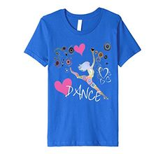 Kids -  I Heart Dance 2 - Slim Fit T-Shirt. Perfect shirt for the dancer. Swirls and hearts to dance through. Available in 5 colors  Fit: Slim (consider ordering a larger size for a looser fit)  #DanceShirt, #Dancer, Dance Wear, Jazz, Ballet, Ballerina, Recital, Leggings, #Jazz , #Ballerina, #Tap, #Dance #Music