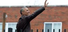 President Obama's popularity soars as he prepares to leave office.