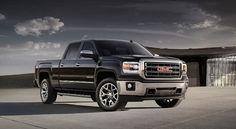 GM unveils 2014 Chevrolet Silverado and GMC Sierra 1500 Pick-up Truck