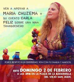 Kamishibai en Bicicleta: Maria Chuzema @ Plaza de la Barandilla, Viejo San Juan #sondeaquipr #kamishibaienbicicleta #mariachuzema #plazadelabarandilla #viejosanjuan