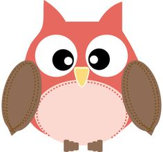 5 colors of OWL CLIP ART PACK plus more for only $2!!