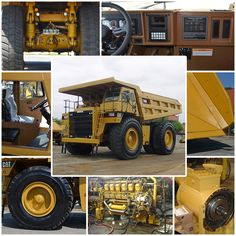 Carter Machinery technicians have been working on a number of 785B Cat Certified Machine Rebuilds. These trucks have been restored to like-new performance. http://ht.ly/d5wot