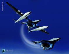 SpaceShipTwo sets new altitude, speed record