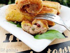 Di gotuje: Roladki z chleba tostowego z pasztetem