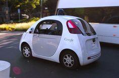 Fährt das Google Car bald auf Londons Straßen?