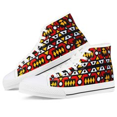Moetlo Angola Fabric High Top - R9999 . . . . Please follow us @moetloapparel_za Buy Online at www.moetlo.co.za  #africanprint #africanprints #africanwaxprint #africanprintday #africanprintsgh #africanprinttop #africanprintbag #africanprintwax #africanprinted #africanprintssa #africanprintgh #africanprintfan #africanprinttie #africanprintset #africanprintuk Dashiki Fabric, White Canvas Shoes, Contemporary Fashion, High Tops, High Top Sneakers, African, Bags, Stuff To Buy, Handbags