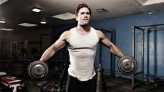 A quantidade de massa muscular não tem, necessariamente, relação direta com a quantidade de carga uma pessoa consegue manipular nos exercicios. Sabemos, po
