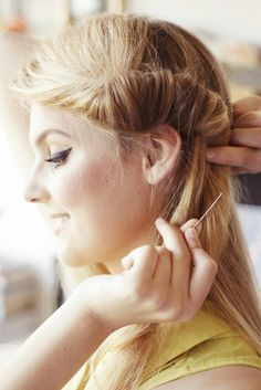 3 DIY hairstyles to try this week