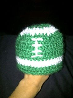 3e6934eea1e Items similar to Roughrider Green Baby and Toddler Touque on Etsy