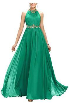 Ellames Beaded Long Chiffon Bridesmaid Dress Jewel Prom E... https://www.amazon.com/dp/B01JRU8TXS/ref=cm_sw_r_pi_dp_x_AXofzbVVBN25E