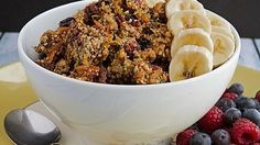 Active Life Grain-Free Berry Granola - Natural Vitality Living