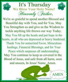 Thursday Prayer, Sunday Prayer, Good Morning Prayer, Prayer For Today, Morning Prayers, Daily Prayer, Saturday Quotes, Its Friday Quotes, Saturday Images