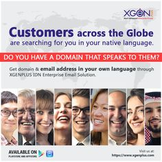 Looking for an advance business email hosting provider for SMB or Enterprise? Deploy XgenPlus - All in One Enterprise Email Solution. Business Emails, Buy Business, Email Address, Languages, Free, Enterprise Application Integration, Idioms, Language