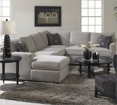 u-shaped sectional for new garage conversion family room … | pinteres…