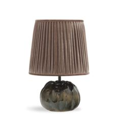 The adorable Pumpkin Lamp comes in four wonderful glazes; a punchy yellow and green combinatio Lamp Design, Lighting Design, Forged Steel, Wall Lights, Pumpkin, Interior, Modern, Table Lamps, Home Decor