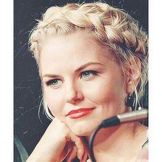Crown braid, Jennifer Morrison