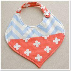 cute shape!!! Stylish Baby Bibs by Happy Find