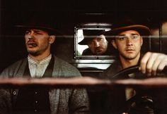 Lawless - Tom Hardy, Jason Clarke, Shia LaBeouf