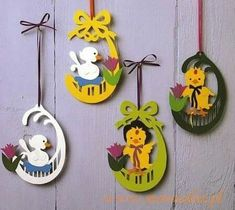 Ester Decoration, Diy And Crafts, Arts And Crafts, Diy Ostern, Edible Gifts, Tatty Teddy, Easter Crafts, Easter Ideas, Paper Cutting