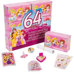 Disney Princess Complete Birthday Favor Pack Kit by Unique ** Details can be found by clicking on the image.