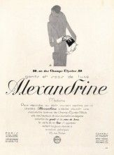 Alexandrine (Gloves) 1927 Benigni