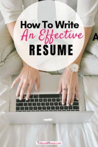 Do You Need Help Writing Your Resume An Effective Resume That Get