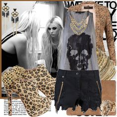 """""""Taylor Momsen"""" by allywa ❤ liked on Polyvore"""