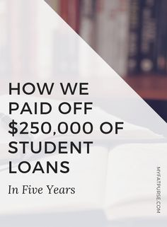 Are you struggling to pay off your student loan debt? I know how you feel, I've been there! We had six-figures of student loan debt, which we tackled by budgeting diligently and tracking our spending. Click through to see how we did it! #studentloandebt #debtsnowball #payoffdebt Paying Off Student Loans, Student Loan Debt, Money Tips, Money Saving Tips, Track Spending, Student Loan Forgiveness, Debt Snowball, Making A Budget, Saving For Retirement