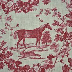 Tissu en lin imprimé - Le cheval noble - rouge Bordeaux e... https://www.amazon.fr/dp/B00TX6XZLI/ref=cm_sw_r_pi_dp_arOgxb7XTP772