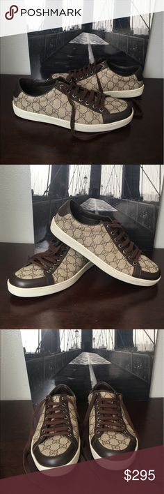 Gucci. 8G Good conditions Gucci Shoes Sneakers