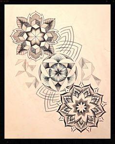 Dotwork black and grey mandala geometric tattoo Dotwork black and grey mandala geometric tattoo Trendy Tattoos, New Tattoos, Tattoos For Guys, Tatuajes Tattoos, Bild Tattoos, Tattos, Mandalas Painting, Mandalas Drawing, Arrow Tattoos