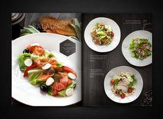 RAGU cafe   Identity   elements   menu on Behance