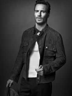 michael fassbender can I have him under my Christmas tree. I've been a very good girl.