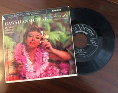 vintage Tunes ... HAWAIIAN GUITAR by The by ThriftyDiversions