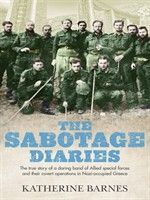 The Sabotage Diaries is A thrilling read of wartime exploits, daring, intrigue and resourcefulness, The Sabotage Diaries is the astonishing true story of Allied engineer Tom Barnes, who was parachuted behind enemy lines in Greece in October 1942. Read this ebook on #overdrive through Marlborough District Libraries.
