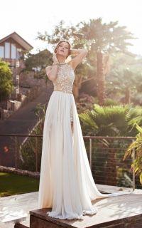 свадебное платье в стиле бохо Eden, пляжное