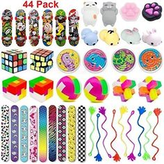 20Pc Glitter Sticky Hands for Children Party Favors Birthday Holiday Gift Toy a1