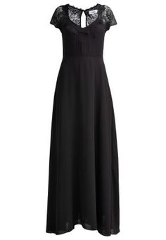 ALISSA - Robe longue - black