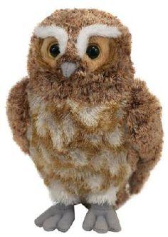 Ty Beanie Baby Gylfie - Guardians of Ga'Hoole owl