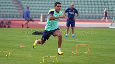 Training session 25/07/2013