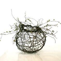 Woven Sculpture   © Harriet Goodall