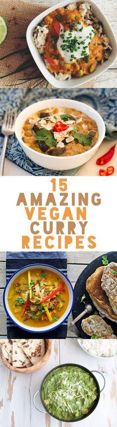 15 Amazing Vegan Curry Recipes