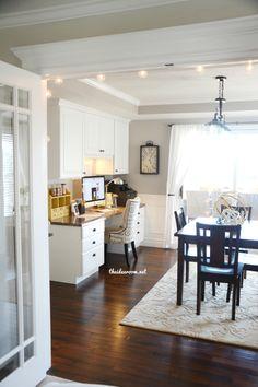Craft Room / Office Ideas