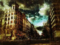 Calle Serrano - Madrid