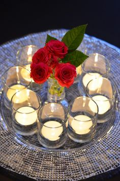 Chic Valentine's Day Flowers on a Budget — Marc J. Sievers