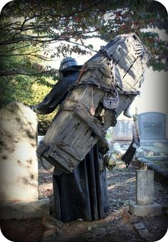 .Awesome coffin.