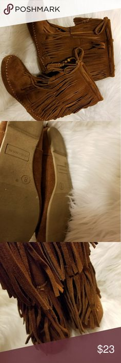 Mossimo fridge boots Brown fridge boots. Mossimo Supply Co Shoes Moccasins